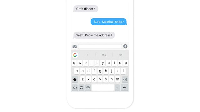 Official Google Blog: Meet Gboard: Search, GIFs, emojis & more. Right from your keyboard.