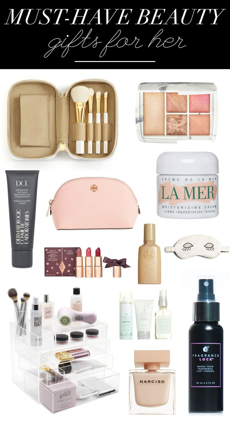 Beauty Gifts For Her | Holiday Gift Ideas For Her | Christmas Gift Ideas | Beauty Gift Sets high end luxury beauty and makeup products to add to your skincare and makeup bag, kit or collection.