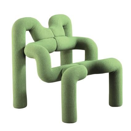 coccydynia: best chair for coccyx pain is the Ekstrem by Varier - an unlikely solution from an iconic design piece by backcarebasics, via Flickr