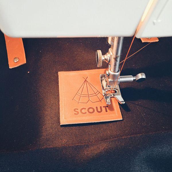 leather X waxedcotton