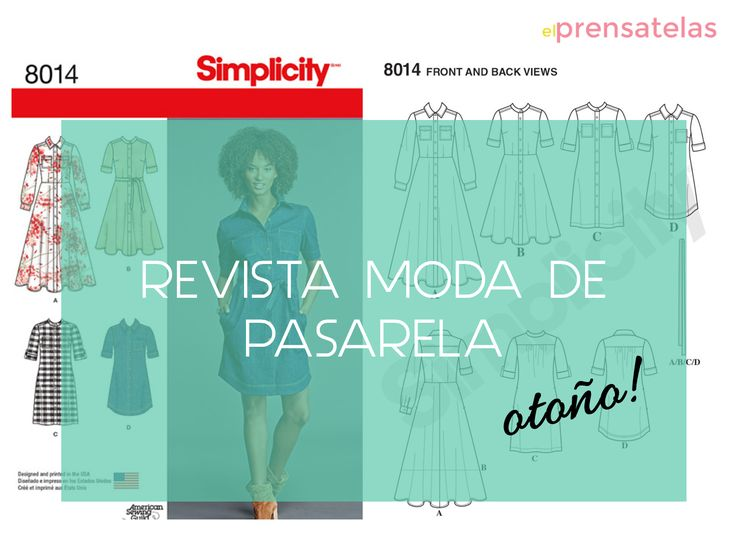 Moda de Pasarela otoño 2017