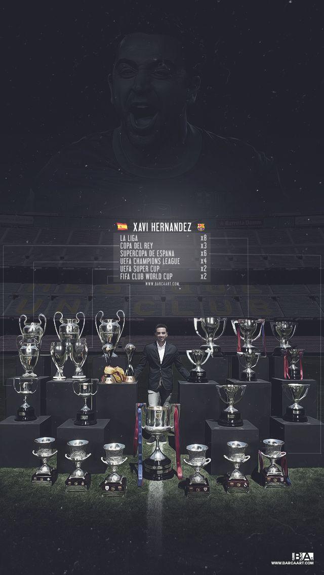 The legend of #Xavi Hernandez