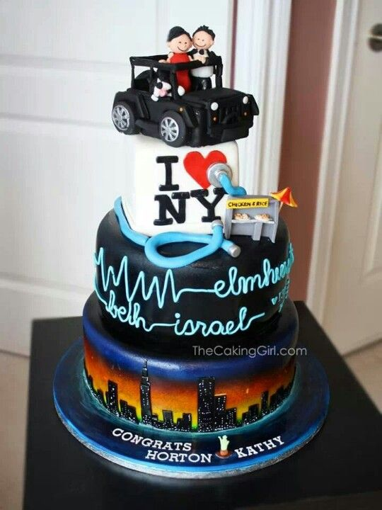 With Cake Chooser New York Themed Birthday Cakes Submited Images New