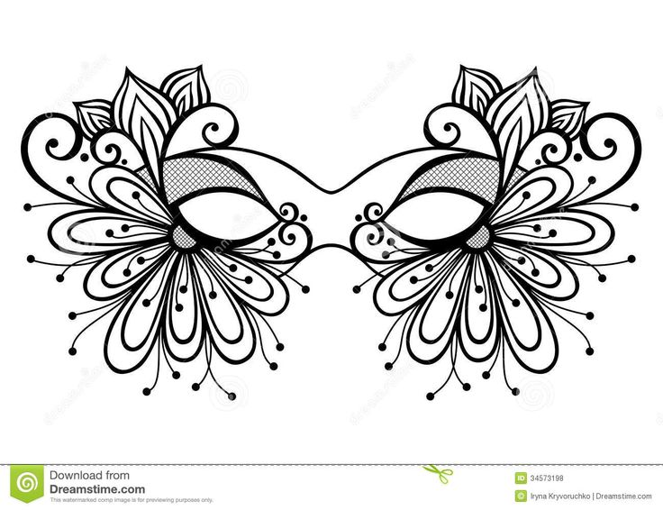 Masquerade Mask - Download From Over 28 Million High Quality Stock Photos, Images, Vectors. Sign up for FREE today. Image: 34573198