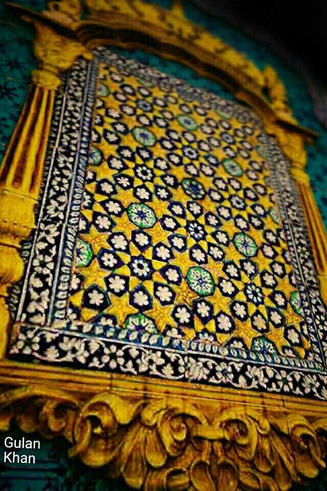 So Beautiful Rugs, Shrine Of Sachal Sarmast, Daraza, Khairpur Mirs, Sindh  Pakistan