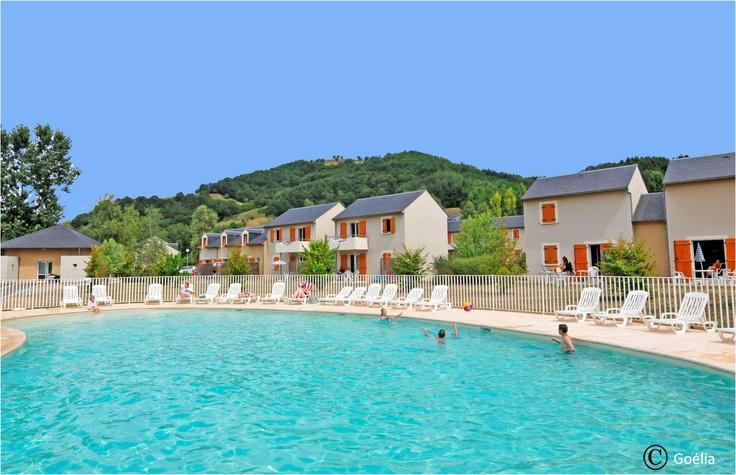 La piscine du Village Goelia !