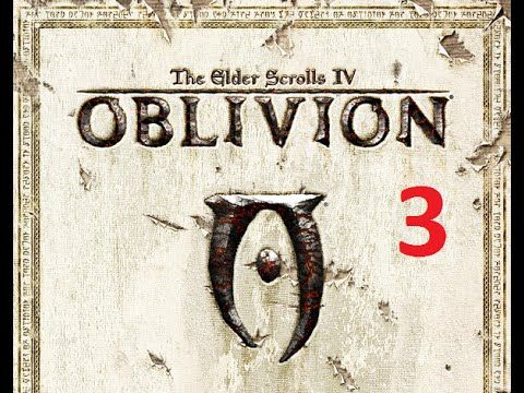 The Elder Scrolls IV - 4 Oblivion PS3 Maxy Long Gameplay {3}