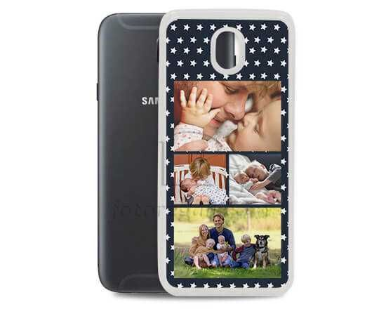 Cover in silicone Galaxy J7 Stars - 2017