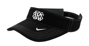 tinytulip.com - Monogrammed Nike Visor , $28.50 (http://www.tinytulip.com/monogrammed-nike-visor)