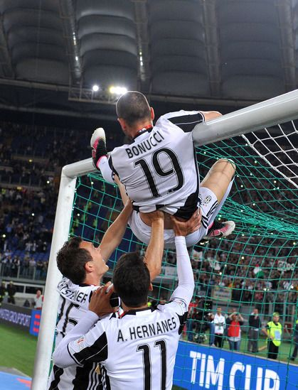 Delirio Juventus: vince l'undicesima Coppa Italia - Tuttosport