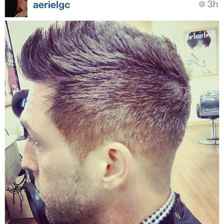 Ombre For Men Fun Hair Pinterest Ombre Hawks And