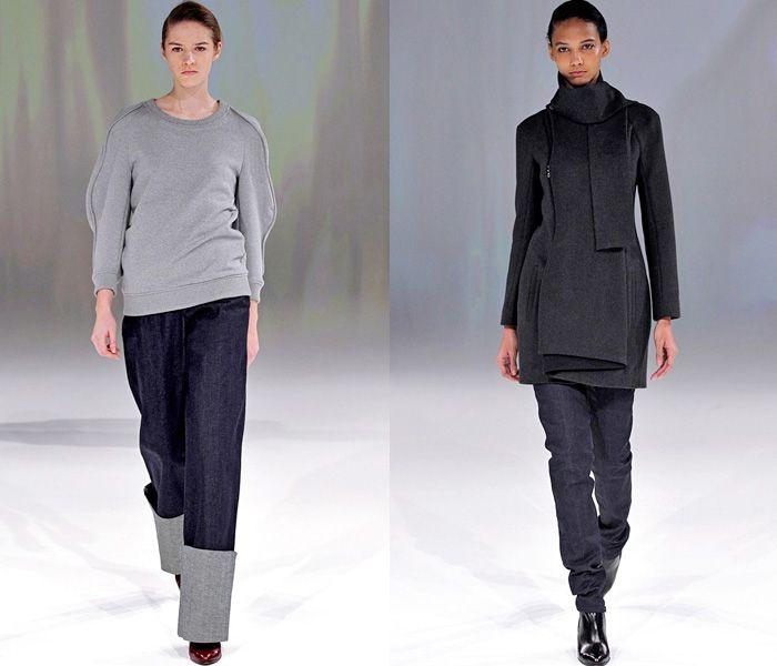 Chalayan 2013-2014 Fall Winter Womens Runway Collection - Paris Fashion Week