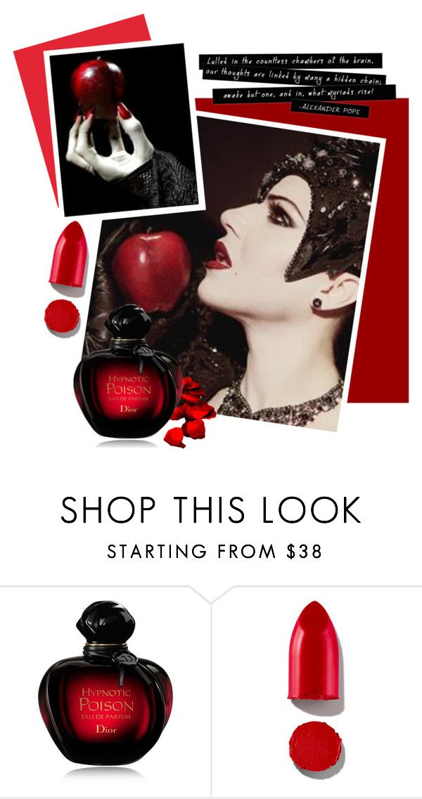 """Poison"" by indigo-summer ❤ liked on Polyvore featuring Christian Dior and Rodin"