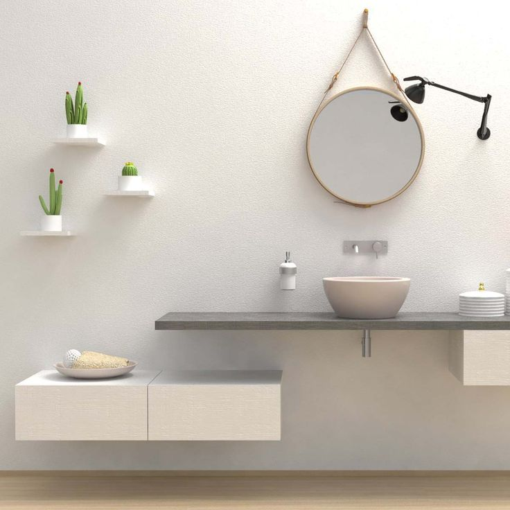 39 best mensole lavabo images on pinterest powder room for Mensola lavabo ikea