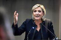 Elections américaines: Marine Le Pen célèbre la victoire de Trump sur la BBC