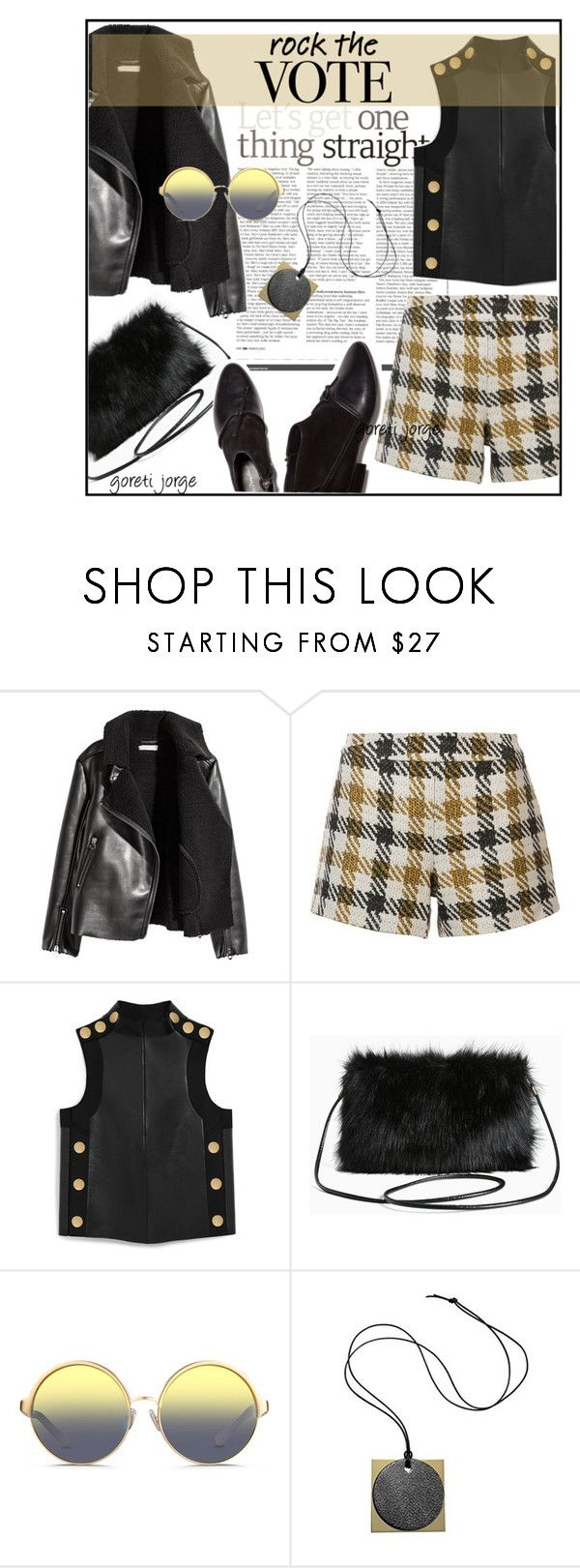 """""""Rock the Vote"""" by goreti ❤ liked on Polyvore featuring H&M, Alice + Olivia, Mulberry, Torrid, 3.1 Phillip Lim, Matthew Williamson, Reed Krakoff and rockthevote"""