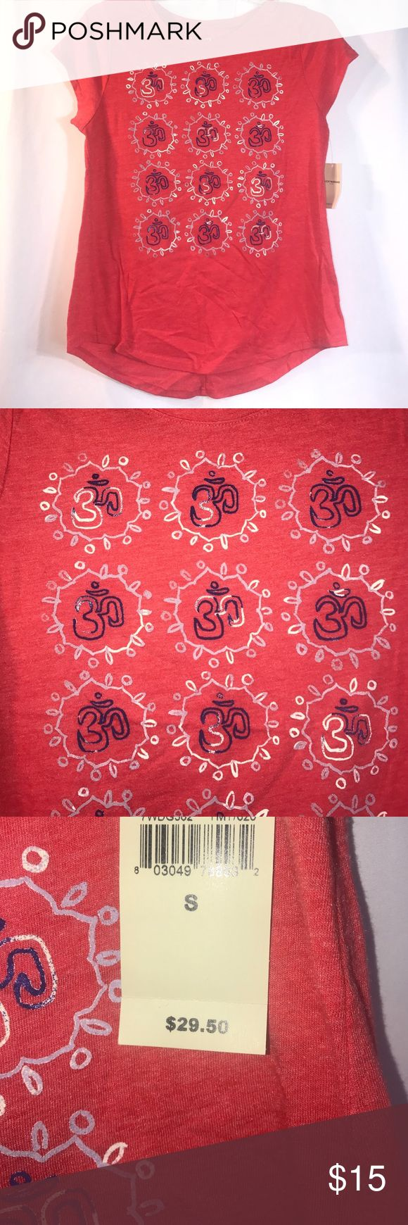 🍀 lucky 🍀 brand t-shirt nwt Soft and cozy Lucky Brand T-shirt Lucky Brand Tops Tees - Short Sleeve