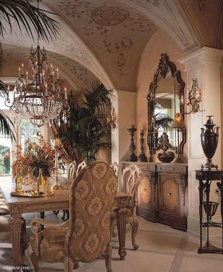35 Luxury Dining Room Design Ideas: 45+ Stunning Dining Room Decoration Ideas