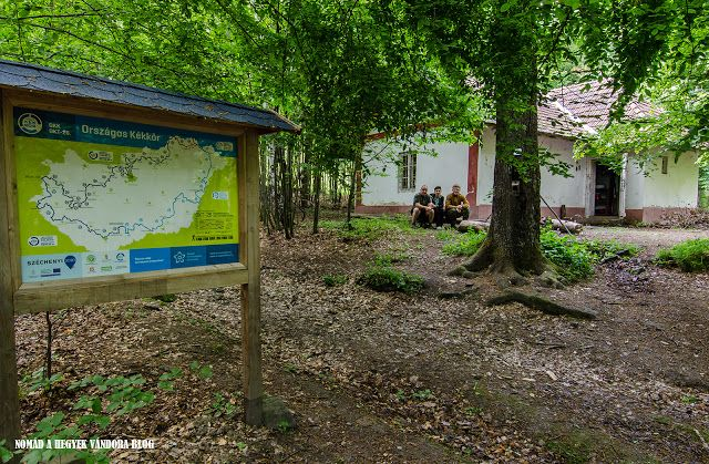 Nomád a hegyek vándora - természetjáró és túrafotós blog: A nyugalom szigete - Újra a Zemplénben jártunk