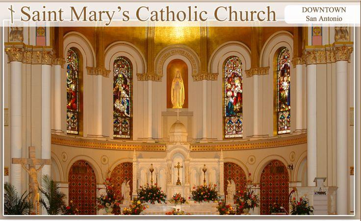 19 Best Catholic Churches San Antonio Images On Pinterest