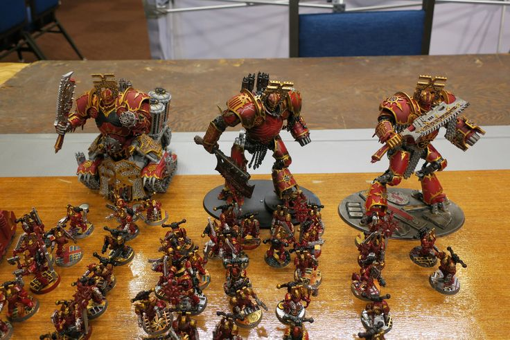 Pictures from Nova... Amazing shots of the 40k armies that were there. - Faeit 212: Warhammer 40k News and Rumors