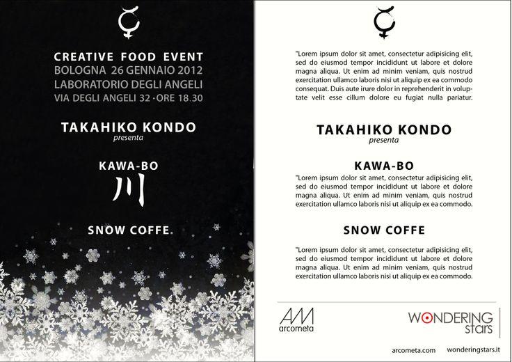 Flyer   Creative Food Event   Kawa-bo