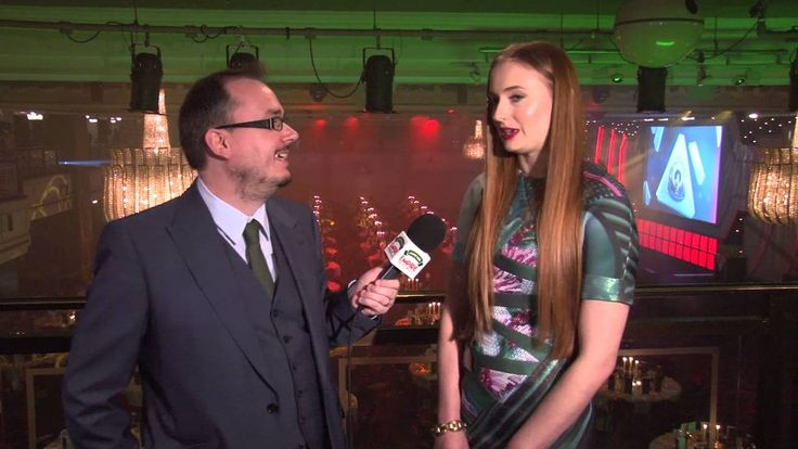 Jameson Empire Awards 2014 Live Stream: Sophie Turner