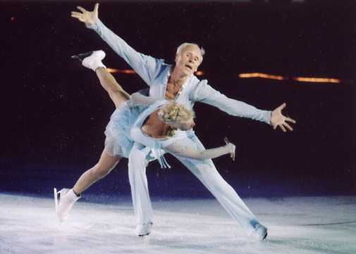 Lyudmila Belousova and Oleg Protopopov - Pair Skating Legends: The Protopopovs - Two-Time Olympic Champions