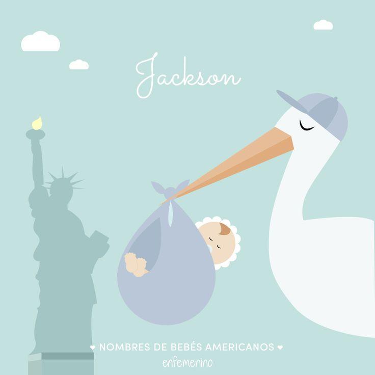 #Nombres americanos para #bebés y sus significados #babynames #baby #cute #babyshower #boy