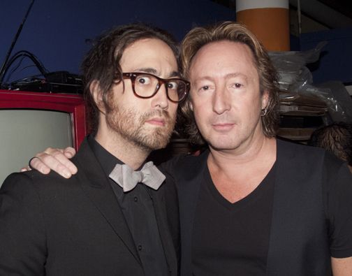 Julian Lennon: 'Timeless' exhibition at Morrison Hotel Gallery, NYC: Sept17-Oct7