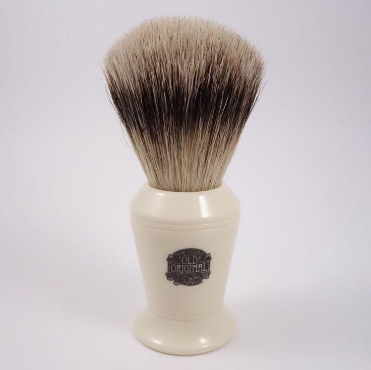 Vulfix No. 376 Lathe Turned Super Badger Shaving Brush