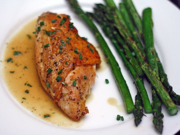 Pan-Roasted Chicken Breast with Vinegar, Mustard, and TarragonPanroast Chicken, Easy Recipe, Chicken Recipe, Chicken Breasts, Maine Dishes, Pan Roasted Chicken Breast, Susan Spicer, Serious Eating, Spicer Pan Roasted