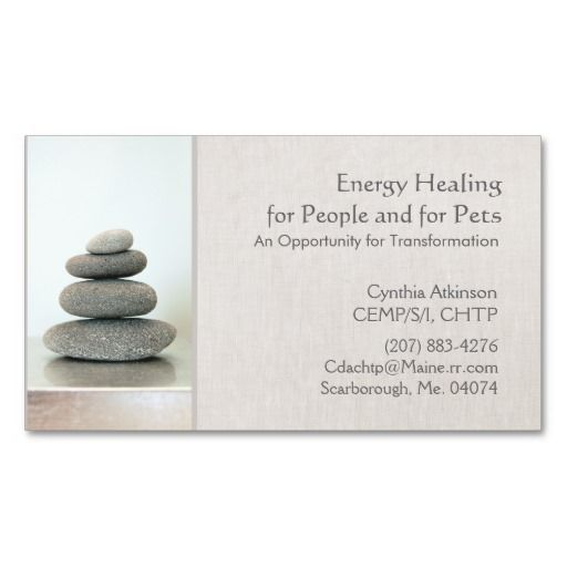 230 best images about Yoga Business Cards on Pinterest