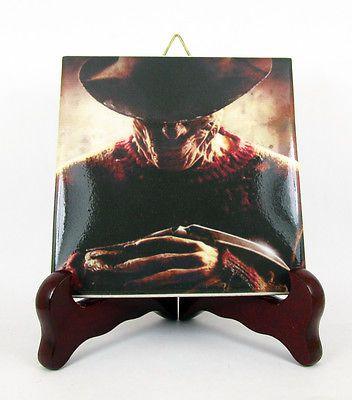 A Nightmare on Elm Street Freddy Krueger Ceramic Tile Anniversary Edition Mod.2 in Entertainment Memorabilia, Movie Memorabilia, Other Movie Memorabilia | eBay