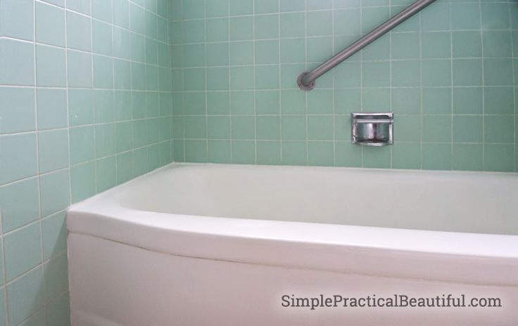 46 best Bathtub Refinishing Tip tricks images on Pinterest | Bathtub ...