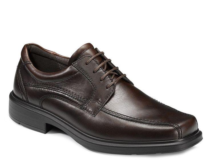 Ecco Helsinki Mens Lace Up Shoe 050104-00160 - Robin Elt Shoes http:/