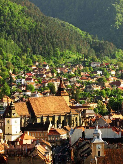 Brașov. România