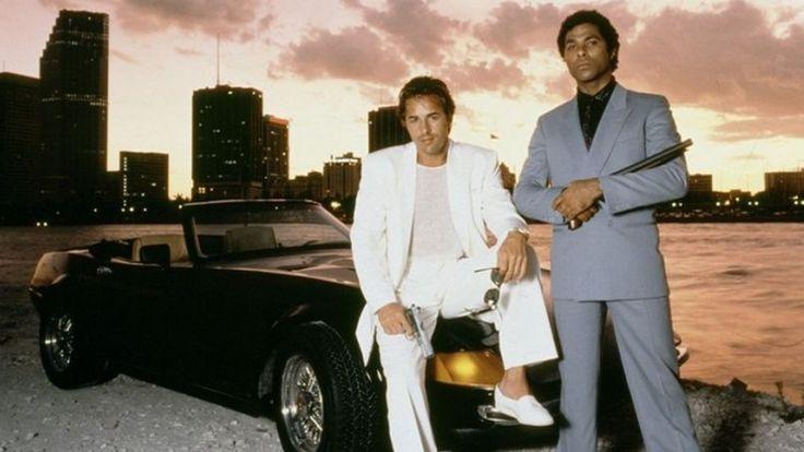 Deux flics à Miami - culte! La classe de Don Johnson
