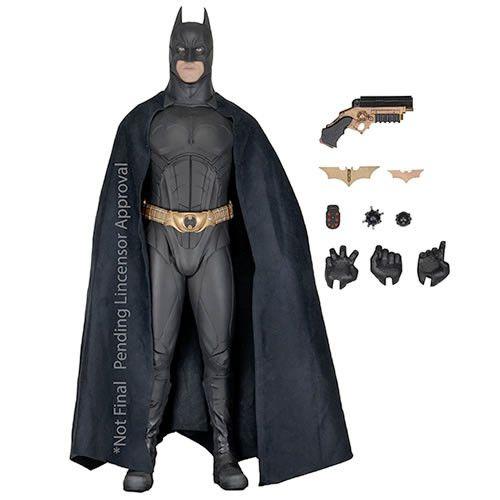 Batman 14'' Scale Figures Batman Begins Christian Bale Batman