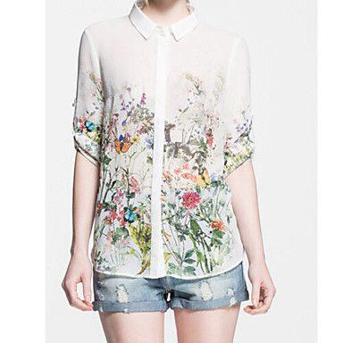 Ai.mi   European New Winter Fashion Shirt – USD $ 12.99