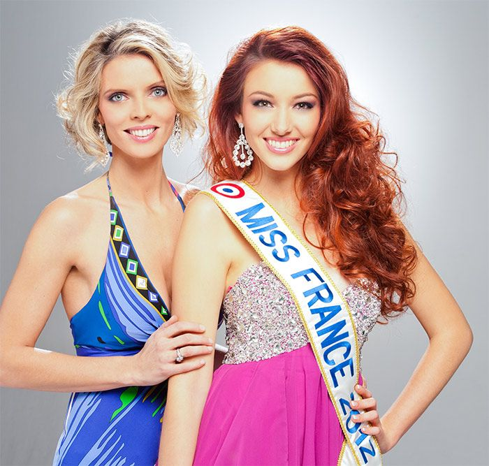 Charriol celebrates youth and beauty as an official sponsor of the 2013 Miss France beauty pageant