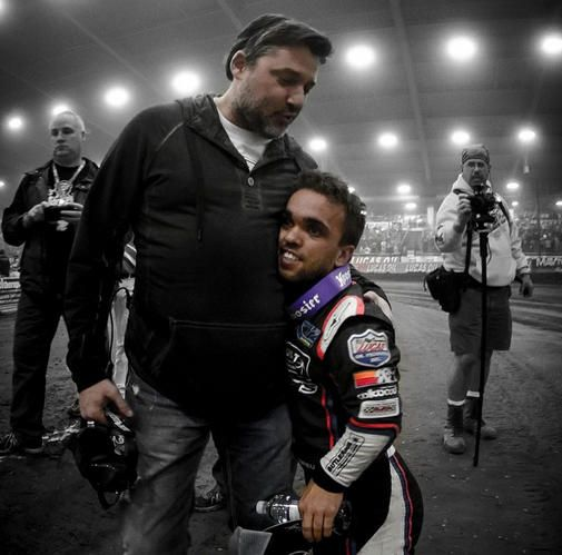 See the full 2015 Chili Bowl Results here http://www.racingnewsnetwork.com/2015/01/18/2015-chili-bowl-results/ #chilibowl