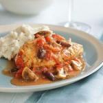 Pan-Seared Chicken with Orange & Grapefruit Sauce Recipe | Eating Well