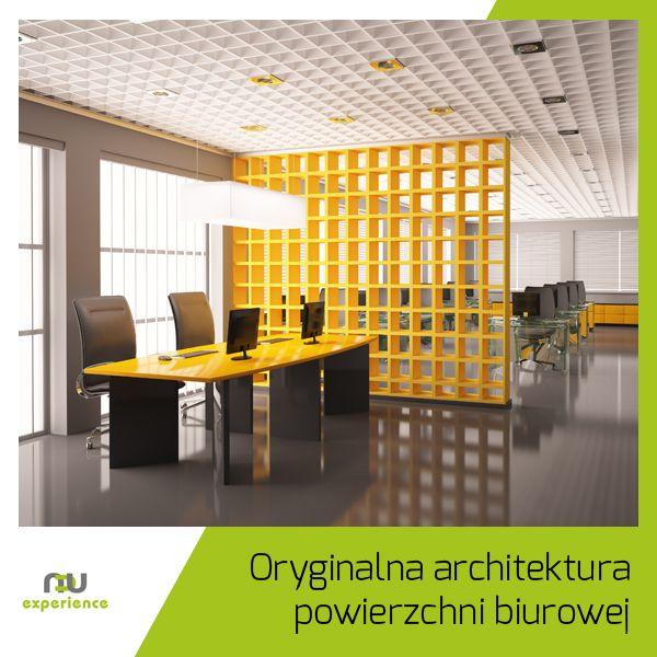 """Biura """"nowej generacji"""" - czyli jak pracodawcy zmieniają wygląd pomieszczeń, by pracownikom było przyjemniej http://www.advexperience.com/adv-experience-blog/2013/09/26/191-oryginalna-architektura-powierzchni-biurowej"""