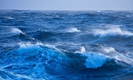 Thermal expansion of the oceans as they warm is likely to be twice as large as previously thought, according to German researchers