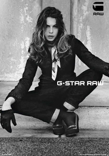 G-Star Raw - Elettra Wiedemann