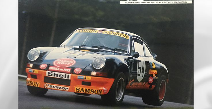 Classic Racing Porsche 2.8 RSR for sale - Porsche Carrera 2.8 RSR - M491