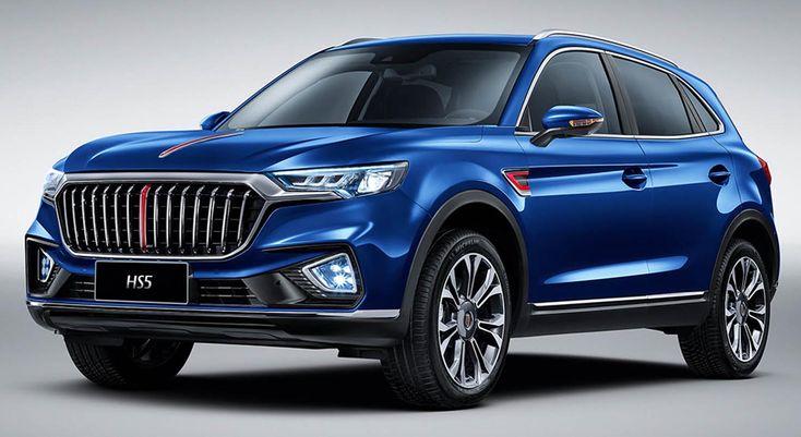 هونغ تشي أتش أس5 الجديدة 2020 الكروس أوفر الصينية المتوسطة الحجم المكتملة الفخامة موقع ويلز In 2020 Car Suv Car Suv
