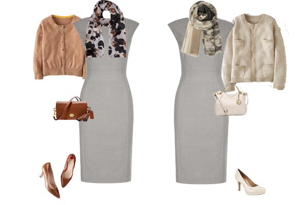 How to Wear and use Neutrals in your Wardrobe