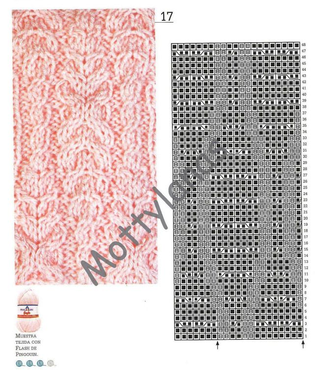 knitting pattern knitting pattern #68